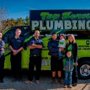 Top Service Plumbing Team